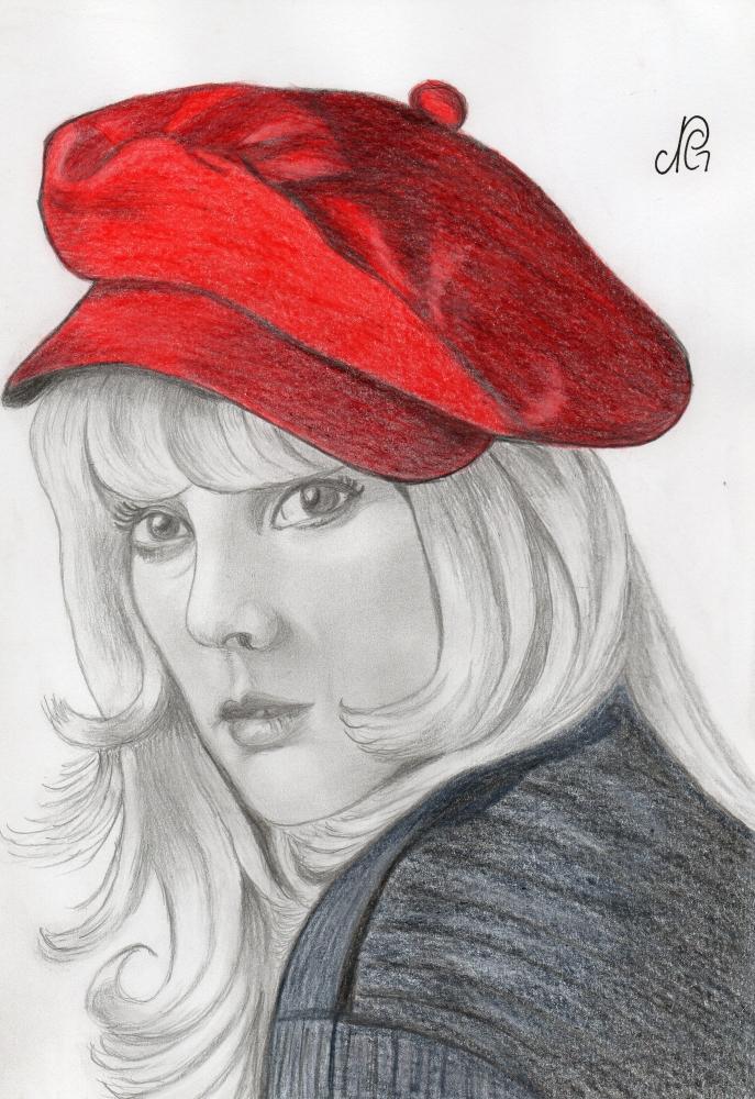 Sylvie Vartan by Nicky08